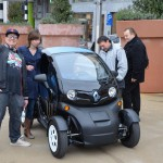 Clignotant Renault Twizy