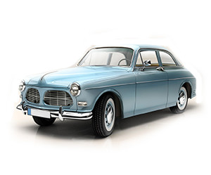 Collecteur Volvo 460