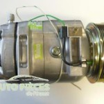 Compresseur de climatisation Audi Cabriolet