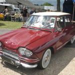 Courroie crantée Citroën Ami 6