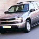 Etrier de frein Chevrolet Trailbazer