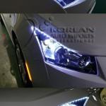 Feux de position Chevrolet Trax