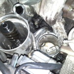 Filtre à huile Audi A6