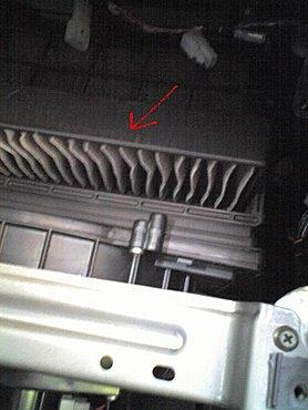 Filtre habitacle Suzuki Vitara