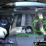 Filtre hydraulique Bmw 2500