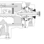 Filtre hydraulique Renault Laguna
