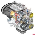 Poulie de guidage Peugeot Bipper