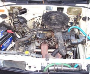 Poulie de guidage Subaru Svx