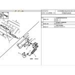 Régulateur de force de freinage Citroën Ami 8