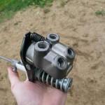 Régulateur de force de freinage Renault Scenic