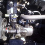 Régulateur de force de freinage Volvo P 2200