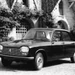 Soupape de détente Peugeot 204