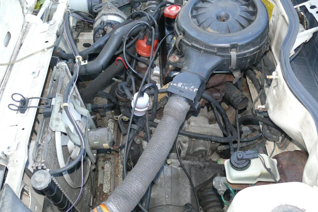 Soupape de détente Renault R9