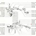Triangle de suspension Alfa Romeo Giulia