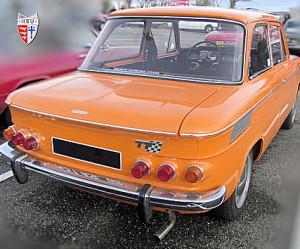 Triangle de suspension Volkswagen Nsu Ro80
