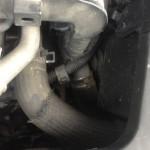 Tuyau de refroidissement Toyota Avensis