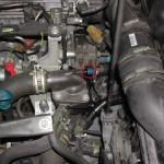 Tuyaux de liquide de refroidissement Peugeot 306